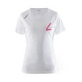 FitLine Functional T-Shirt Damen (weiß)